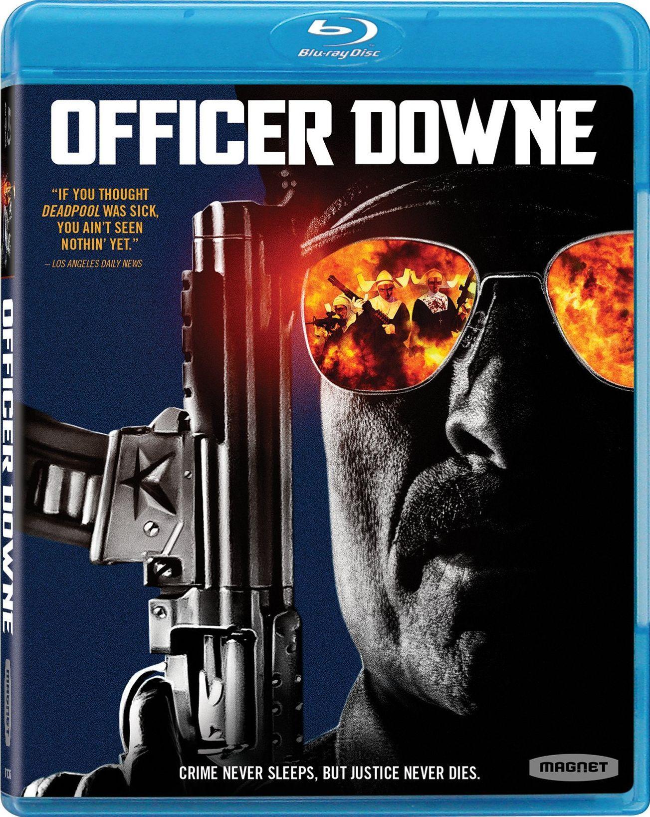 Watch Officer Downe 2016 Online Free [DVD] Movie | Putlocker - Watch full [H.D] Movies Online Free