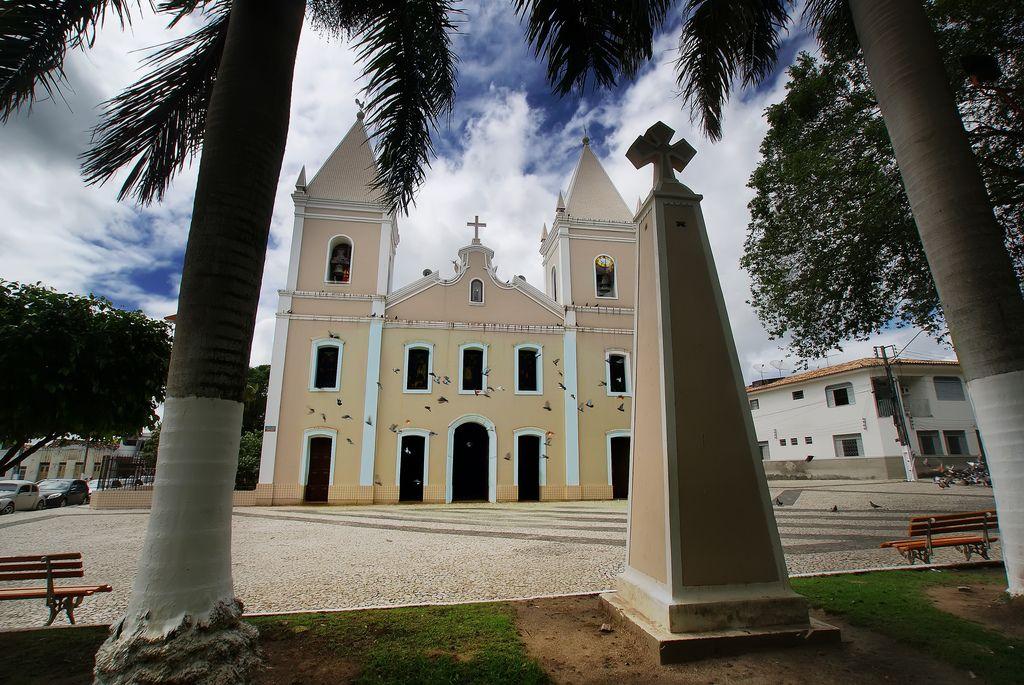 Resultado de imagem para Matriz de Santo Antônio e Almas