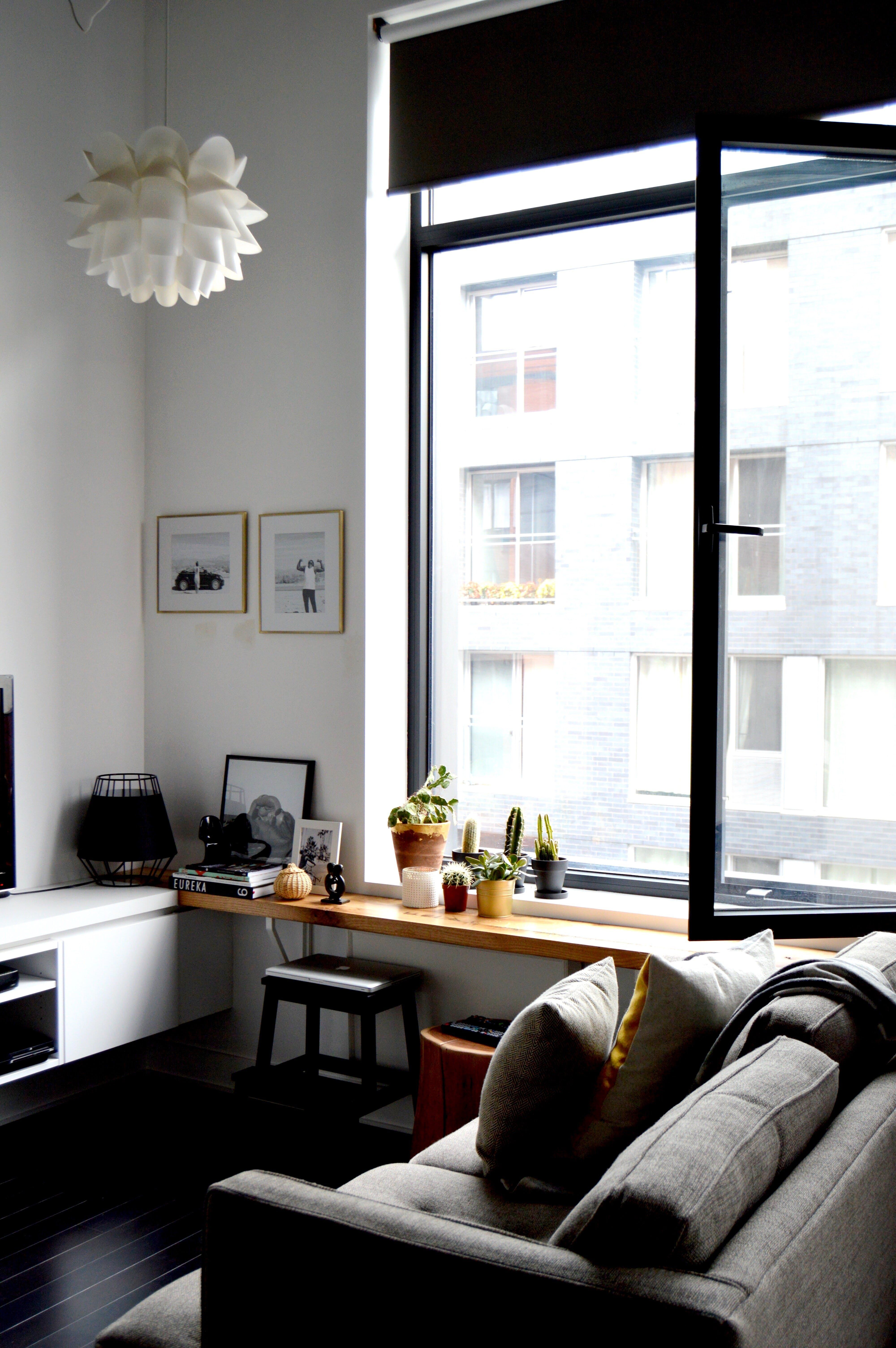 """Sarah's """"modern And Bohemian"""" Small Space  Small Spaces Bohemian Glamorous Design Living Room For Small Spaces Review"""