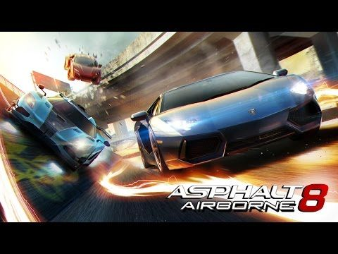 Asphalt 8 Airborne Apk Mod V2 7 1a Unlimited Money Antiban Data