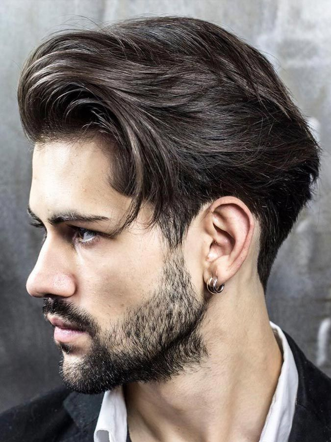 20 Selected Haircuts For Guys With Round Faces Beauty Pinterest
