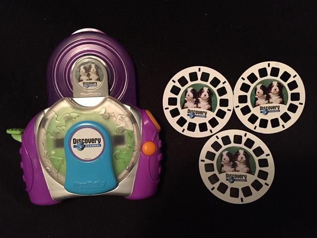 Fisher-Price View-Master Discovery Viewer
