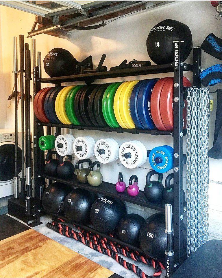 Home Gym Garage, Home Gym Decor