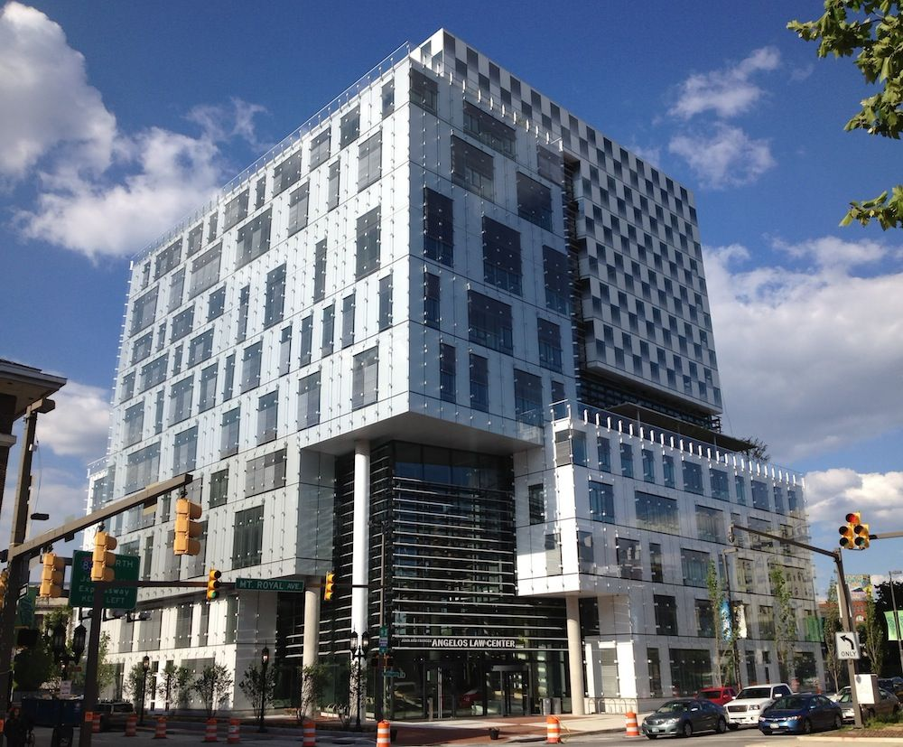 University Of Baltimore Law >> University Of Baltimore Law School Building Google Search