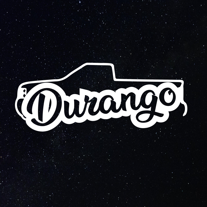 Durango Troca Decal La Mamalona Decal Para La Troca Puro Etsy Dropped Trucks Mexico Wallpaper Custom Pickup Trucks [ 3000 x 3000 Pixel ]