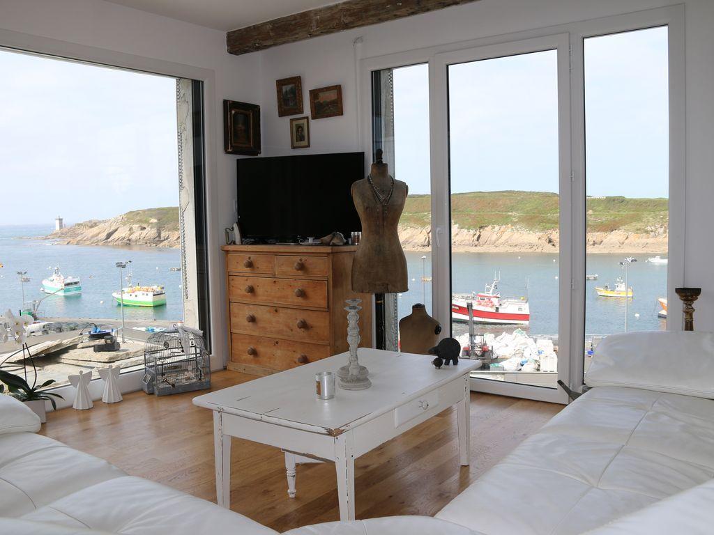 Schlafzimmer Le in le conquet 1 schlafzimmer für bis zu 3 personen haus mit blick