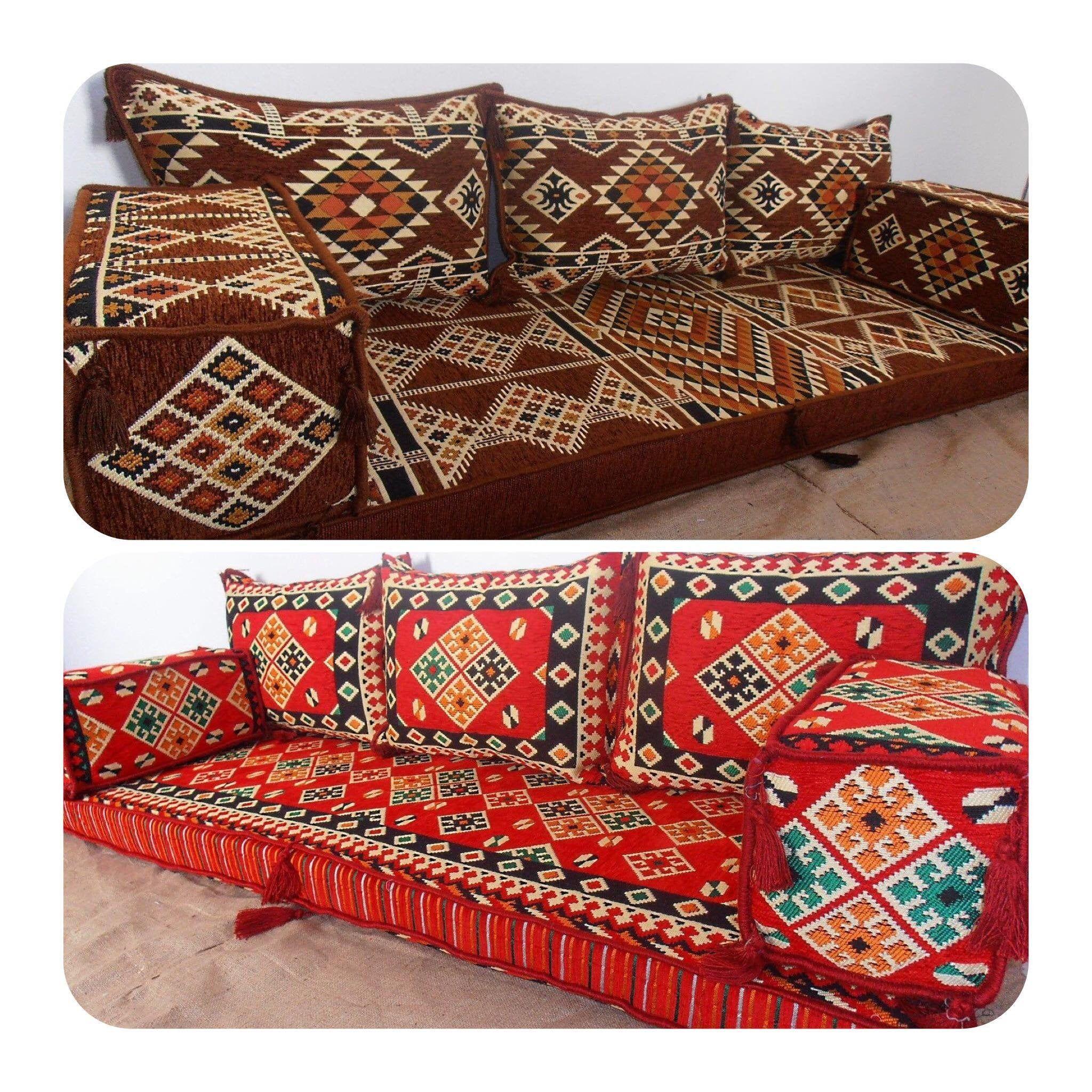 Majlis Sofa Floor Cushion Meditation