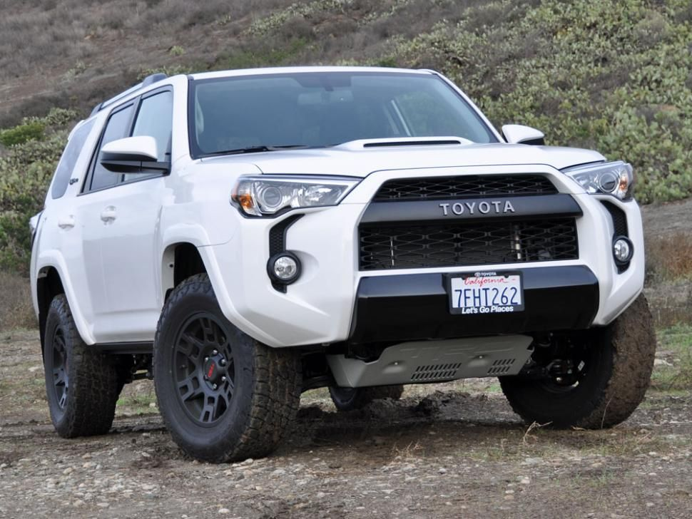 Test Drive 2015 Toyota 4Runner TRD Pro Series