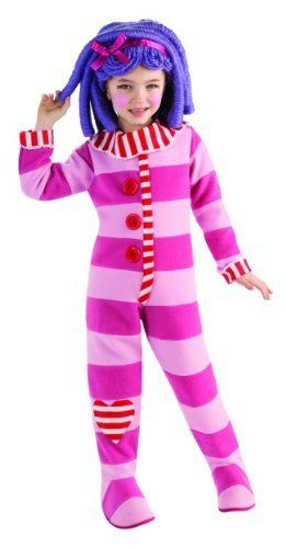 Lalaloopsy Deluxe Pillow Feather Bed Costume