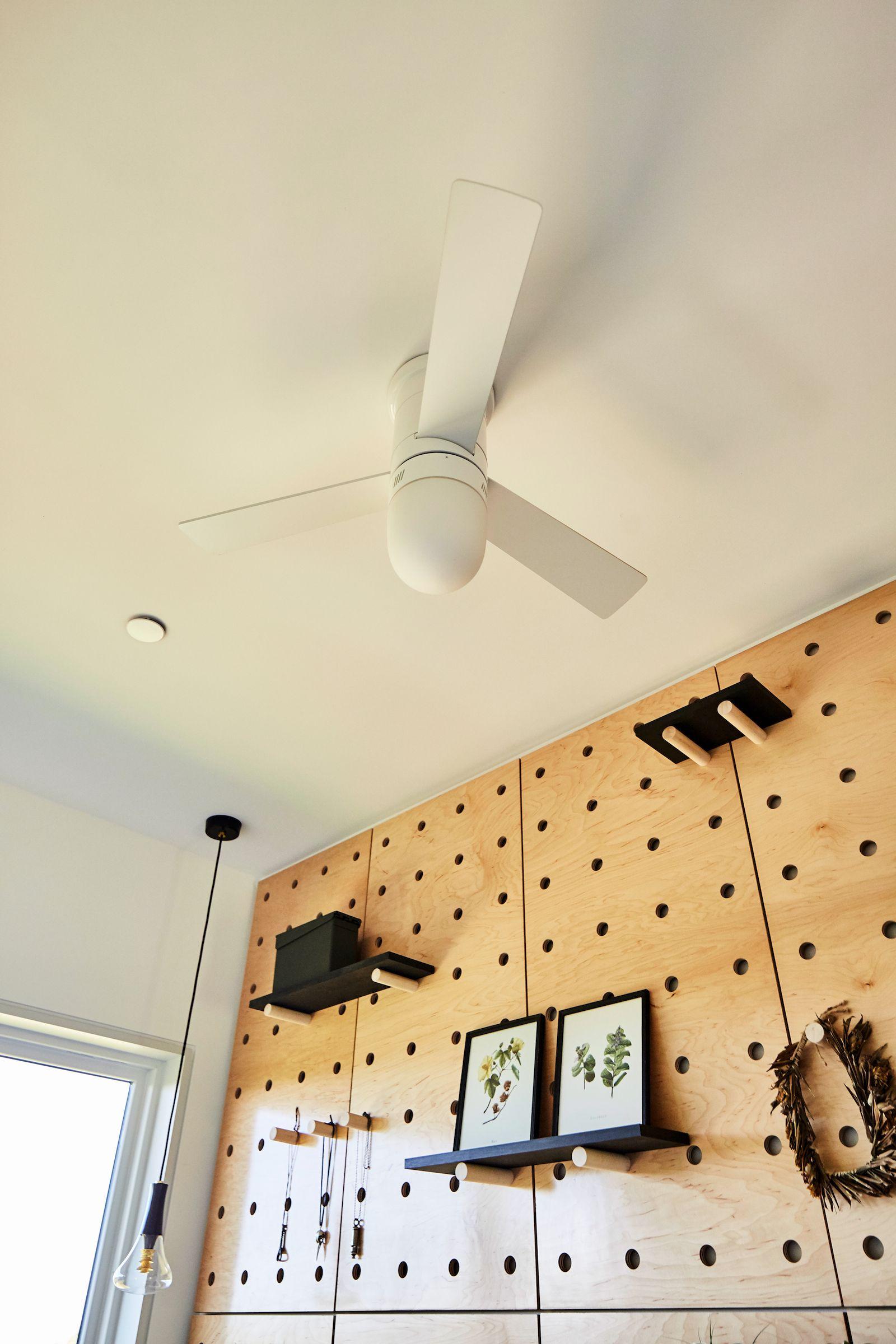 Cirrus Flush Ceiling Fan Images