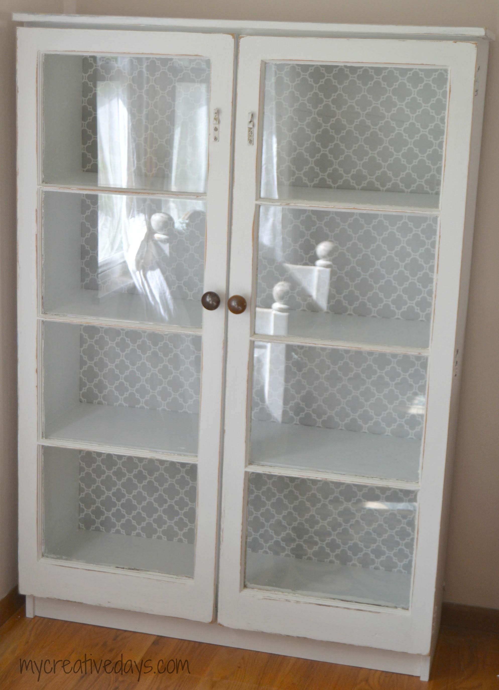 Interior Window Cabinet upcycled window cabinet guest post diy furniture and post