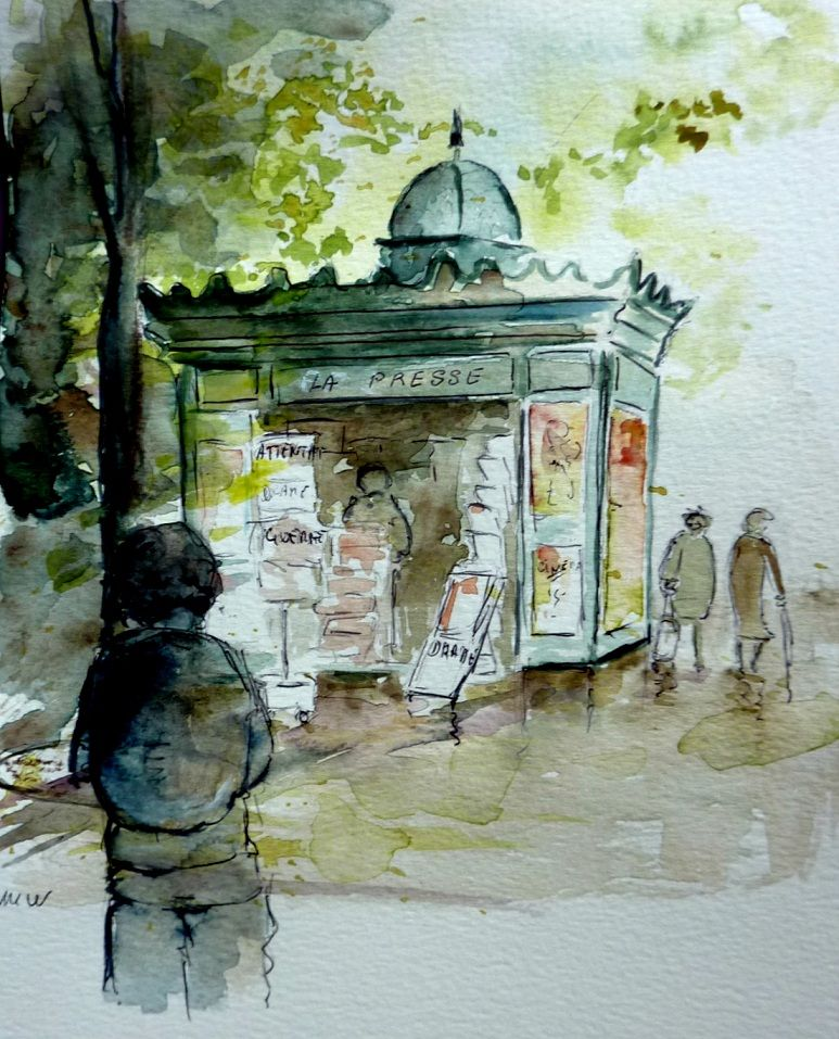 Galerie D Aquarelles Du Bearn Paris Art Painting Art
