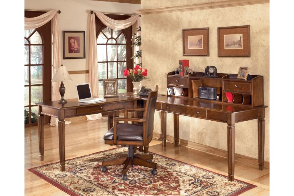 Hamlyn 48 Home Office Desk Ashley Furniture Homestore Home Office Desks Furniture Home Decor
