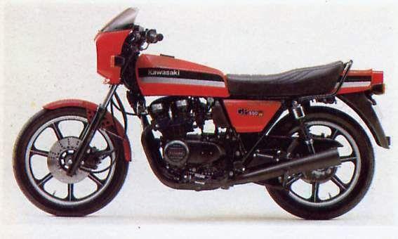 kawasaki gpz 550 1981   Japanese motorcycle, Motorcycle