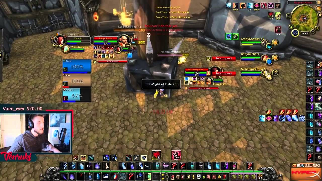 Cool warrior mage shaman with mes and cdew 623 wow arena cool warrior mage shaman with mes and cdew 623 wow arena gameplay publicscrutiny Choice Image
