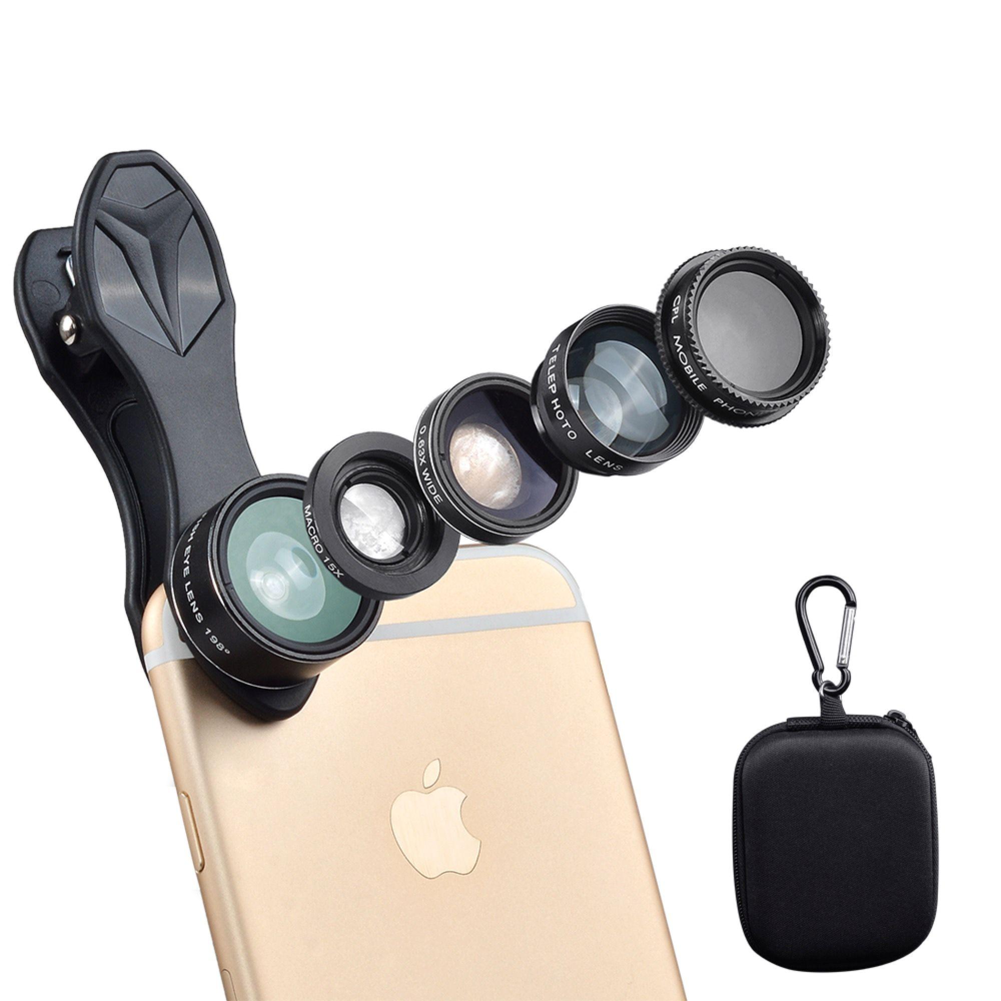 HDlens Iphone lens, Phone