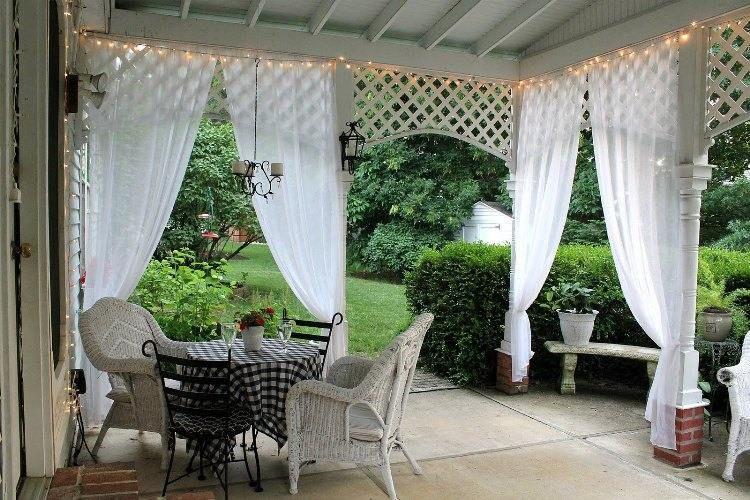Brise Vue Jardin 18 Conseils De Plus D Intimite Et Confort
