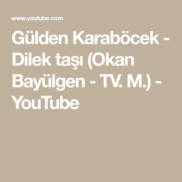 Gulden Karabocek Dilek Tasi Okan Bayulgen Tv M Youtube Youtube Tv