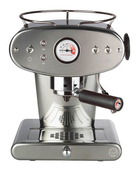 Francis Francis Espresso coffee machines from illy | Clr/Grailver ...