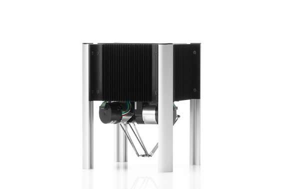 袖珍型 Delta 並聯式機器人。 | robot | Delta robot, Robot