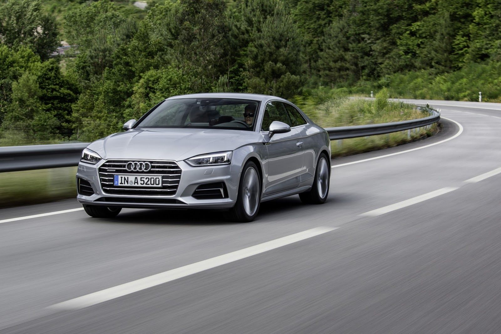 Audi reveals uk prices for the all new a5 coupe sportback