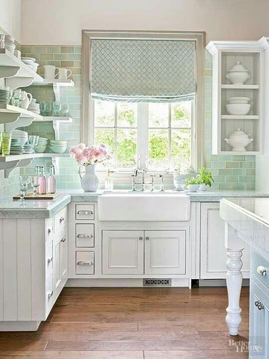 3 Country elegance. | DIY House Crafts/Ideas | Pinterest | Cocinas