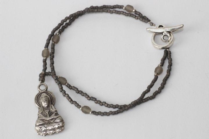 "Armband  ""Buddha"" AMI/GSP 0006 von schatzinsel auf DaWanda.com"