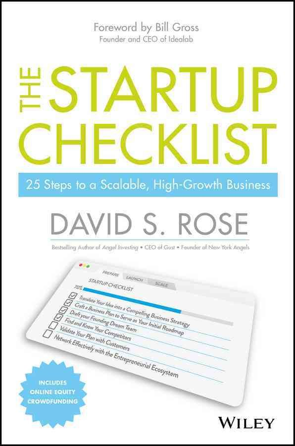 25 Steps to Found and Scale a High-Growth Business The Startup