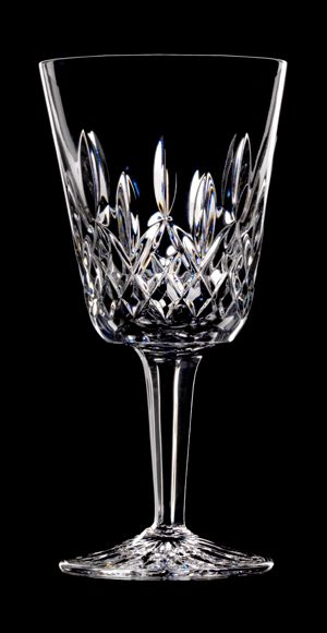 ICONIC! Waterford Lismore Goblet