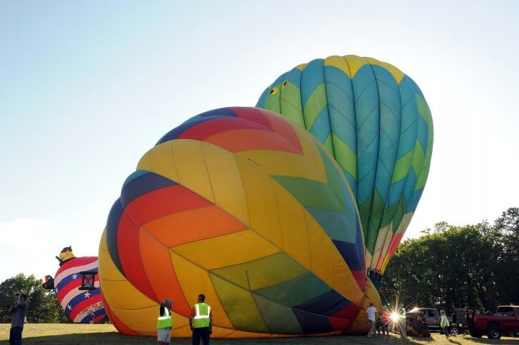 Freedom Balloon Fest - WRAL Freedom Balloon Fest