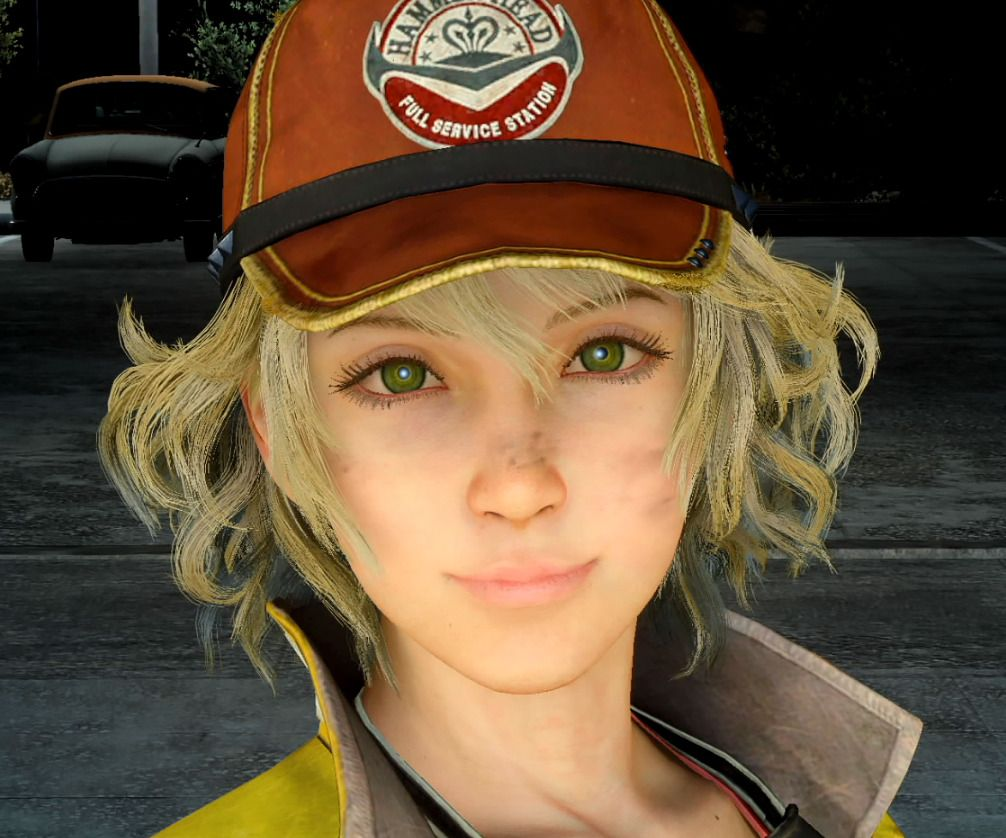 Cindy Aurum Cidney Aurum Final Fantasy Xv Ffxv Final Fantasy 15