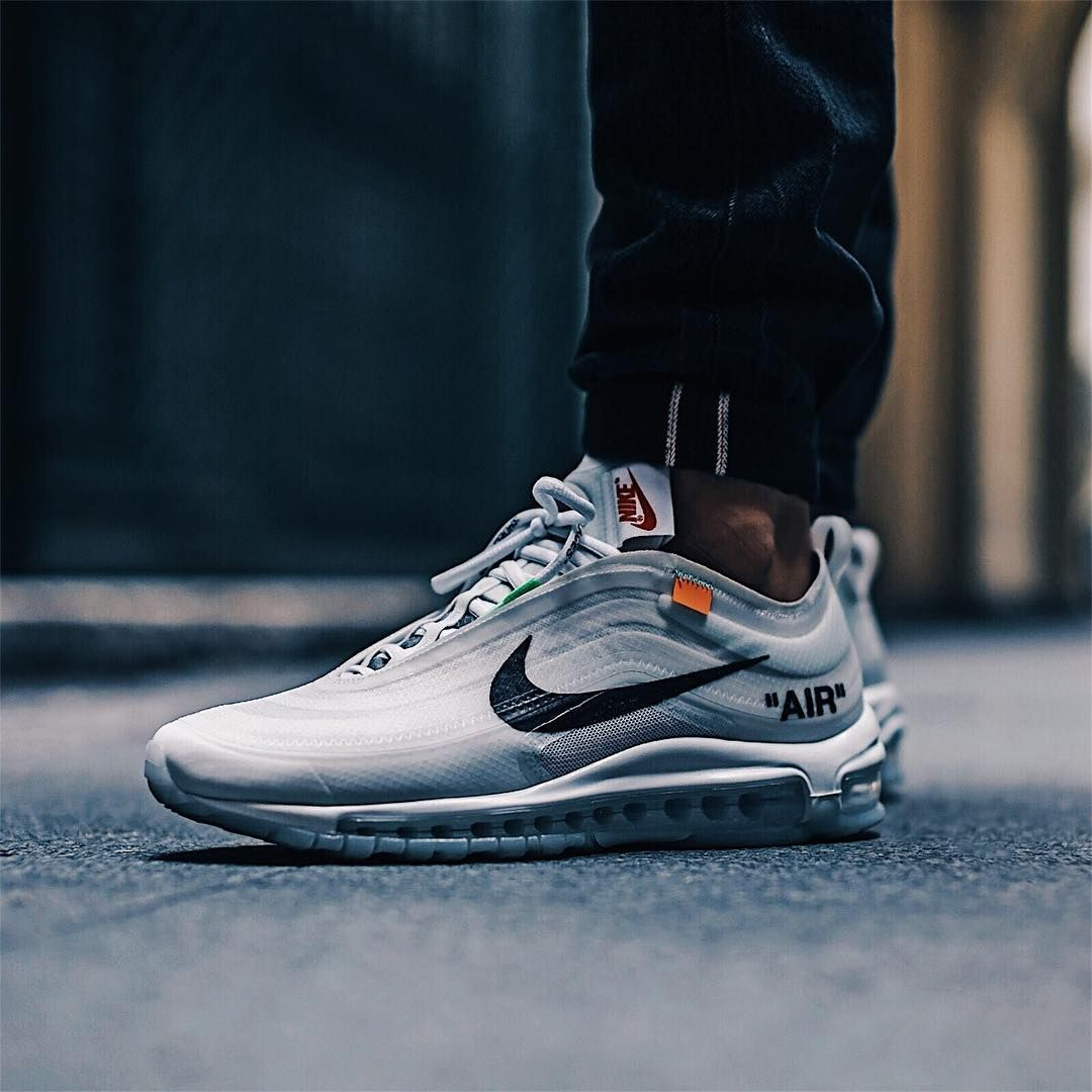 99bc591498 Off-White™ x Nike Air Max 97 | NIKE! Sneakers in 2019 | Sneakers ...