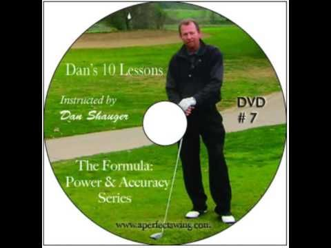 Dan Shauger Master of his (New Golf Swing) Download #7/16 DIfferent Fore...