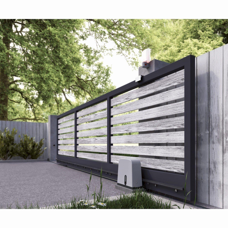 portail coulissant maison pas cher ventana blog. Black Bedroom Furniture Sets. Home Design Ideas