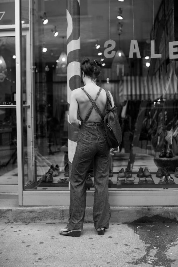 On the Street... Mulberry St, New York via Sartorialist