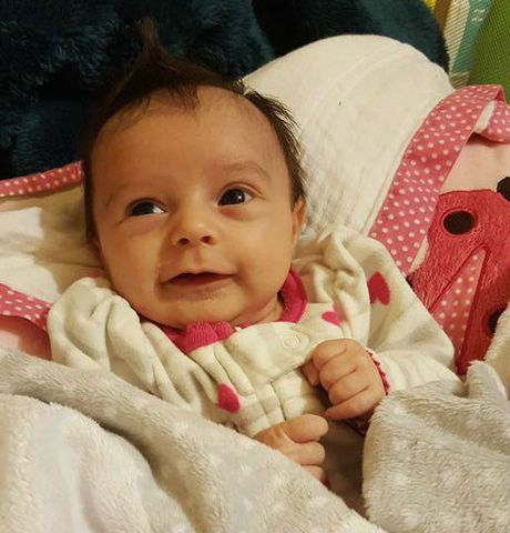 Victoria Hope Lordi Comes Home to Her Family  - CLARK, NJ – She, and her family, are happy to be home. After a 2-week stint in the hospital and an arduous battle against a near-fatal virus, 6-week-old Victoria Hope Lordi came home on...