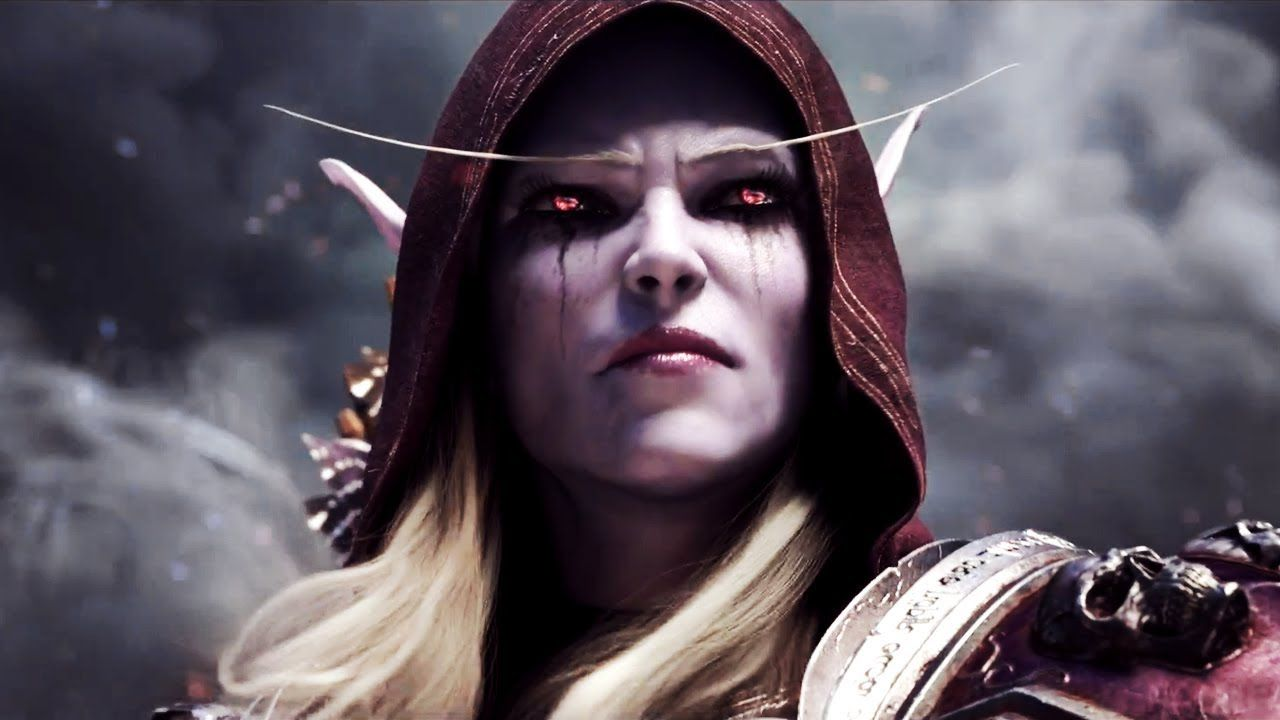 World Of Warcraft All Cinematics 2017 New Cinematic Battle For Az Sylvanas Windrunner World Of Warcraft Warcraft