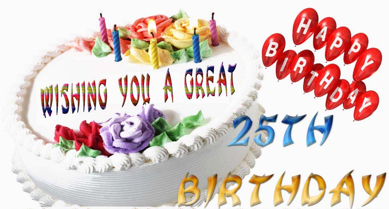 Happy Birthday Hubby Funny Fresh Outstanding 25th Birthday