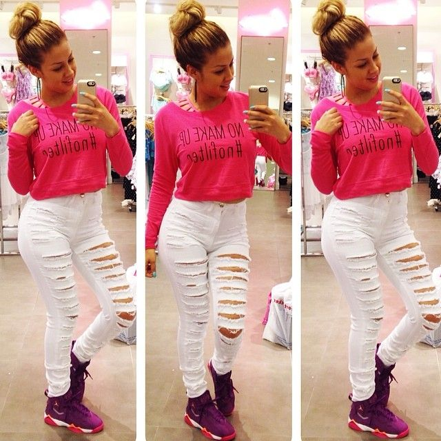 Pretty girl swag Tomboy Outfits, Dope Outfits, Cute Hipster Outfits, Swag  Outfits,