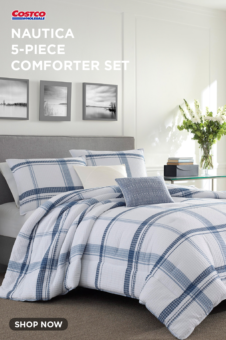 Nautica 5 Piece Comforter Set Eastmoor Comforter Sets