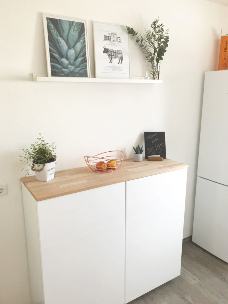 ikea hack metod wandschrank als sideboard teil ii m bel. Black Bedroom Furniture Sets. Home Design Ideas