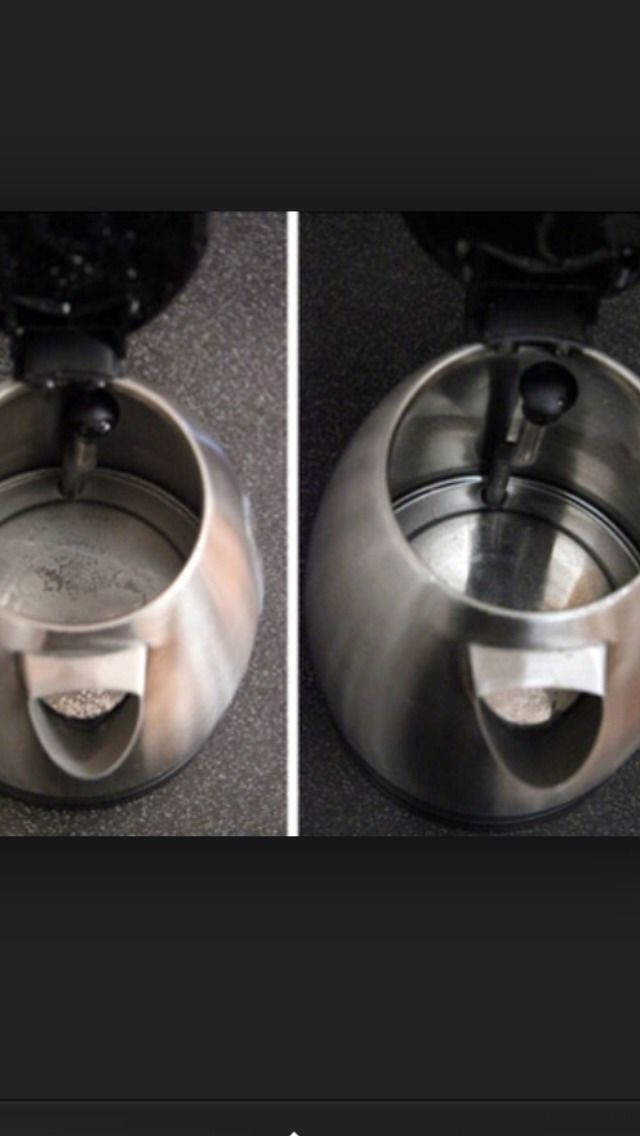 How To Remove Limescale From Kettle >> Limescale In Kettle Quick Tip To Remove In 5min For The