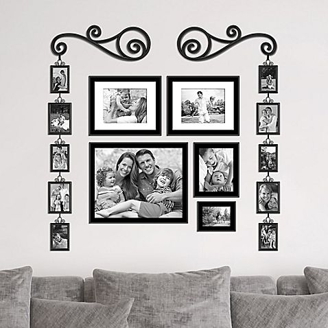 Frame And Scroll 12 Piece Set Beautiful Houses Interior Home Decor Modern Home Furniture