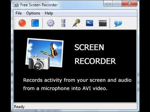 best screen recorder for windows 8 free download