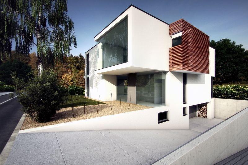 Filter Foundry Trendy Modern House Design
