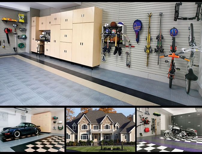 Garage Craft Interiors Custom Garage Cabinets Flooring Walls And