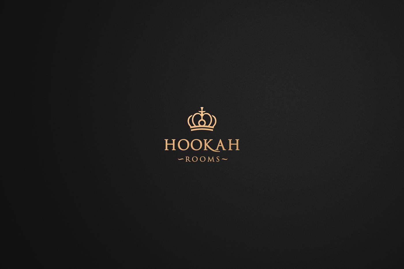 Hookah Rooms On Behance Tabacaria Ideias
