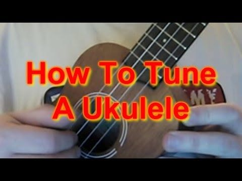 How To Tune A Ukulele Ukulele Ukulele Lesson Ukulele Tutorial