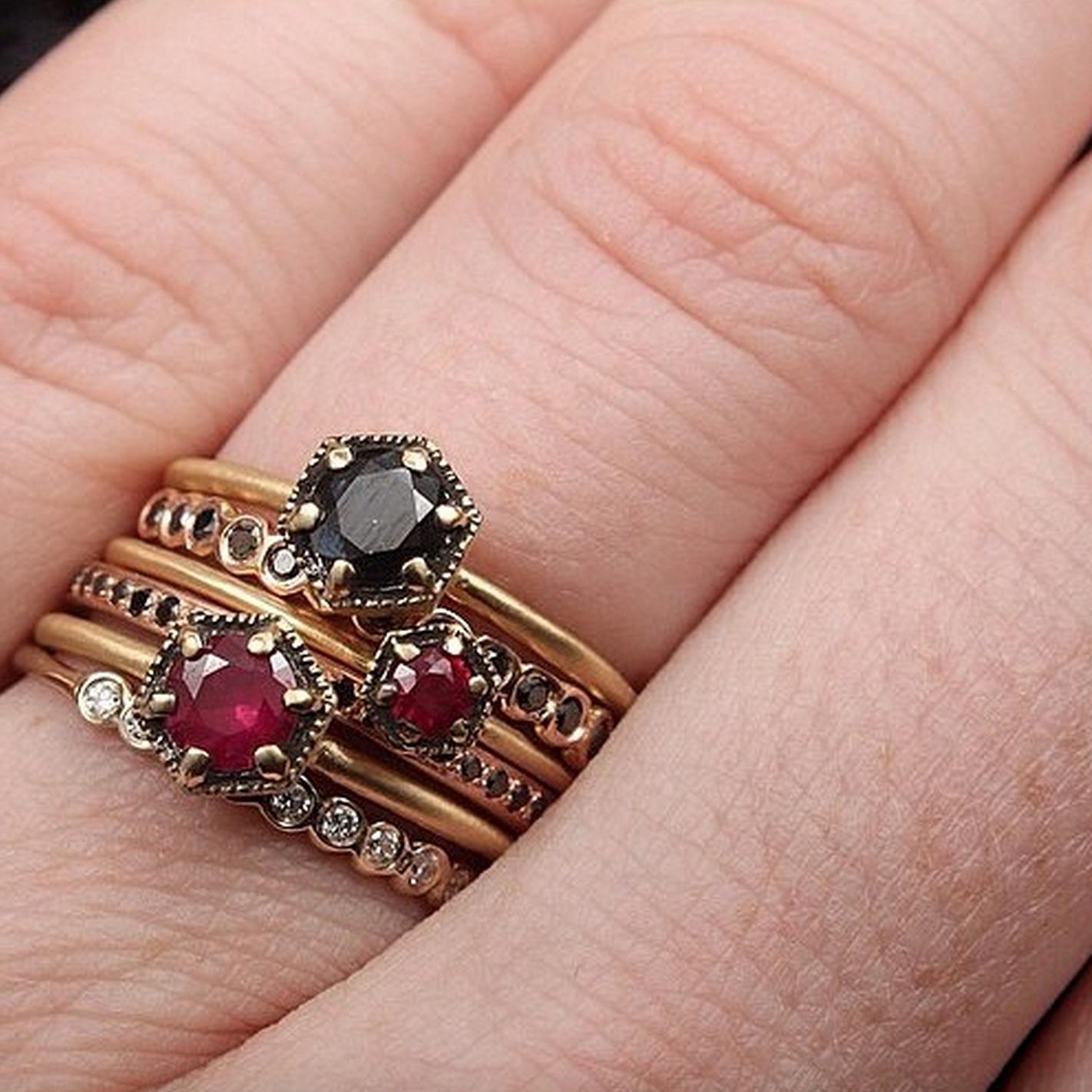 satomi_kawakita_jewelry | jewelry // rings. | Pinterest | Ring ...