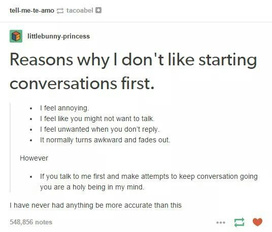 Things to say to keep a conversation going over text | How